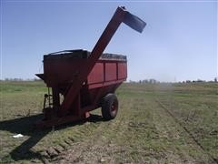 325 Bu Grain Cart W/Wooden Extensions