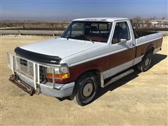 1993 Ford F150XL Pickup