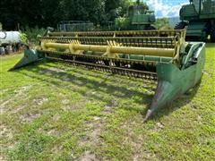 John Deere 220 Flex Head