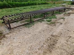 Sprinkler Ramp for Center Pivot