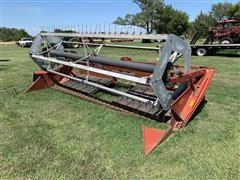 Hesston 645D Draper Header