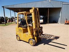 Hyster S50E Forklift