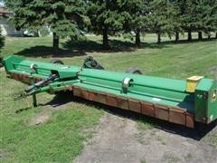 John Deere 220 20' High Speed Stalk Chopper