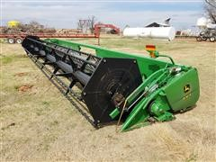 John Deere 930R Rigid Header