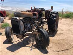 1965 Massey Ferguson 35 Parts Tractor