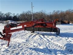2012 Case IH DC132 Disc Mower Conditioner