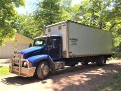2006 Kenworth T300 S/A Box Truck