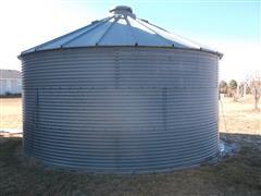 Columbian 1500 BU Grain Bin