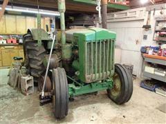 1949 John Deere D Tractor