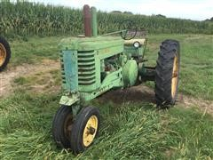 1951 John Deere A 2WD Tractor