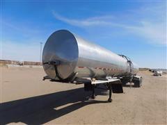 Beall Transliner T/A Tanker Trailer