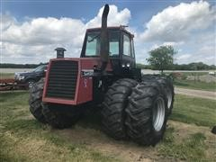 Case 4WD Tractor
