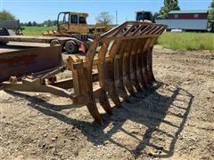 Case 1450 HDF Root Rake