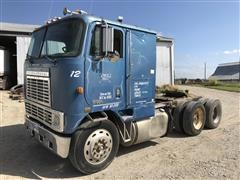1983 International CO-9670 T/A Cab Over Truck Tractor