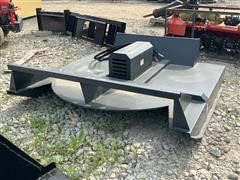 "2019 Paladin Wolverine 72"" Skid Steer Shredder Attachment"