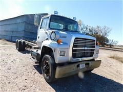 1995 Ford LN8000 Cab & Chasis