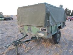 Army Utility Trailer