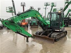 2015 Bobcat E85 Mini Excavator