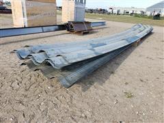 Behlen Galvanized Exterior Sheeting/Windbreak Panels