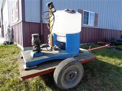 Agri-Inject Portable Chemigation System