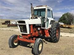 1978 Case 1070 2WD Tractor