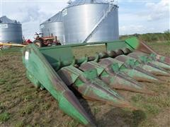 "John Deere 643 6R30"" Hi-Tin Corn Header"