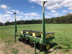 John Deere 7100 4 Row Planter