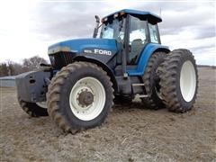 1995 Ford New Holland 8970 Genesis MFWD Tractor
