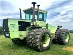 1978 Steiger Cougar III ST-251 4WD Tractor