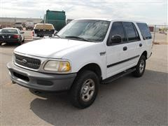 1997 Ford Expedition XLT 4X4 SUV