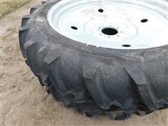 Rainmax Pivot Irrigation 11.2-38 Tires & Rims
