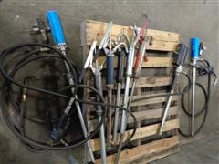 Zee Line Air Oil Pumps/Hand Barrel Pumps