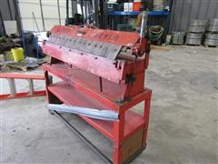 Clarke Sheet Metal Shear