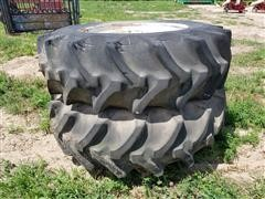 Goodyear 20.8-38 Axle Mount Duals