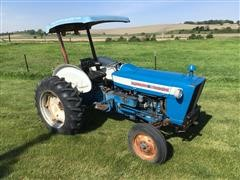 1975 Ford 2000 Diesel 2WD Tractor