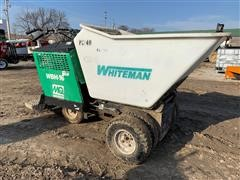 2012 Whiteman WBH-16FSB Concrete Buggy