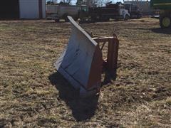 Balderson BOW10T Truck Mount Snow Plow