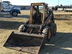 New Holland L555 Skid Steer