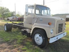 1984 Ford 7000 Cab & Chassis