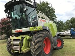 2013 Claas Jaguar 980 Forage Harvester