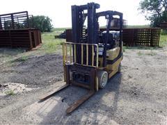 Yale GLC060VXNGSE088 Forklift