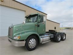 2006 International 9200 T/A Day Cab Truck Tractor