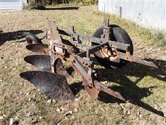 McCormick International Harvester 3 Bottom Mounted Plow