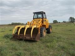 1983 Case W20C Wheel Loader