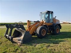 2016 Case 621F XR Wheel Loader