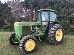1980 John Deere 4440 MFWD Tractor