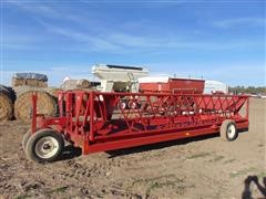 Titan West Ezwt 20' Portable Hay Feeder