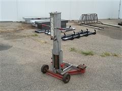 Gray 100 Portamatic Air End Lift Jack