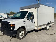 2017 Ford E350 Super Duty Cargo Van W/ Sprayer System