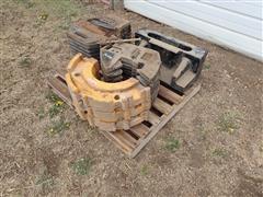 Case Tractor Weights W/Bracket